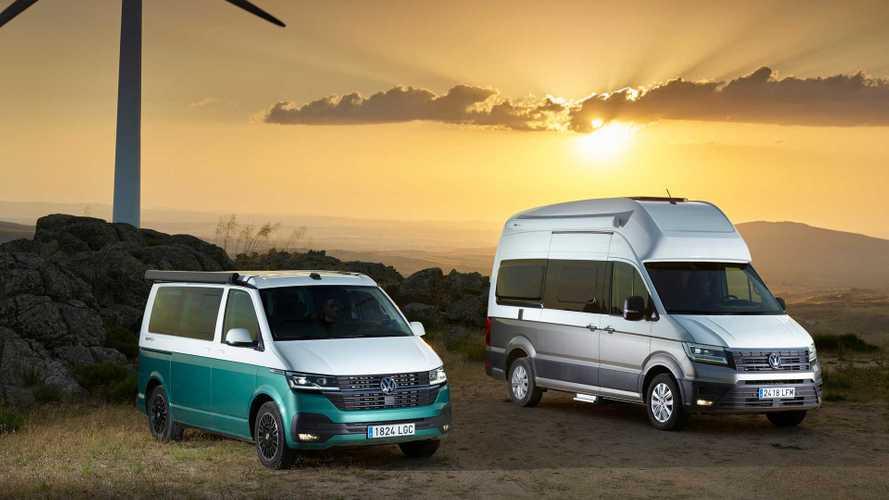 Volkswagen renueva su gama camper, con California y Grand California
