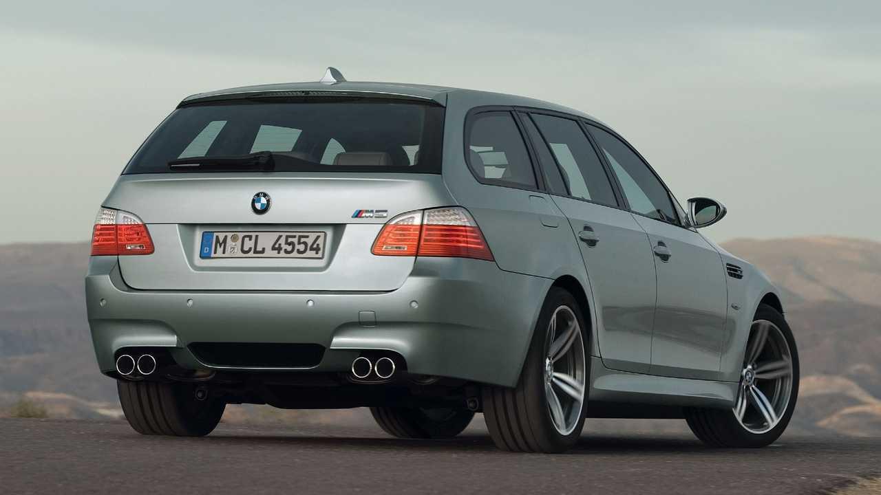 BMW M5, trentacinque anni di leggenda dal 1985 ad oggi