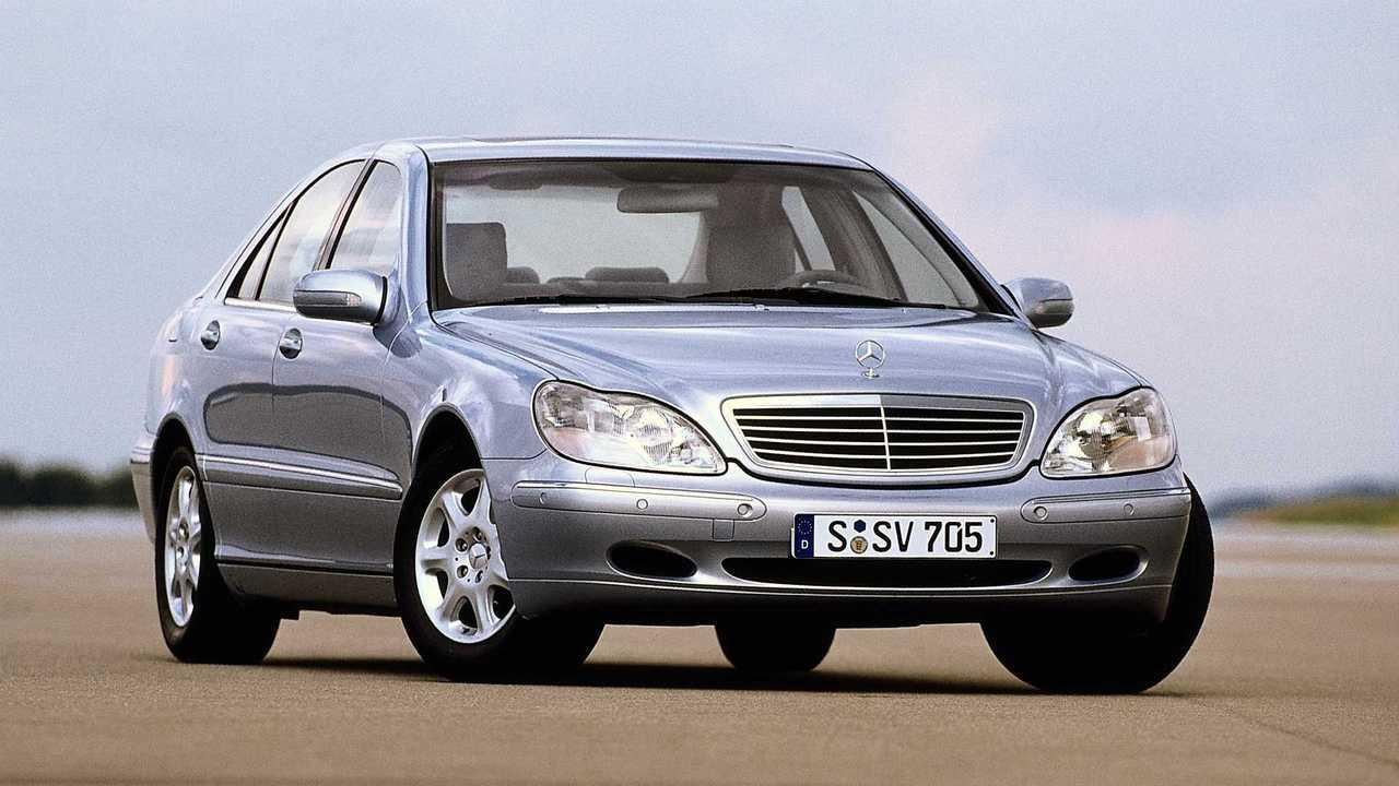 Série W220 (1998 - 2005)