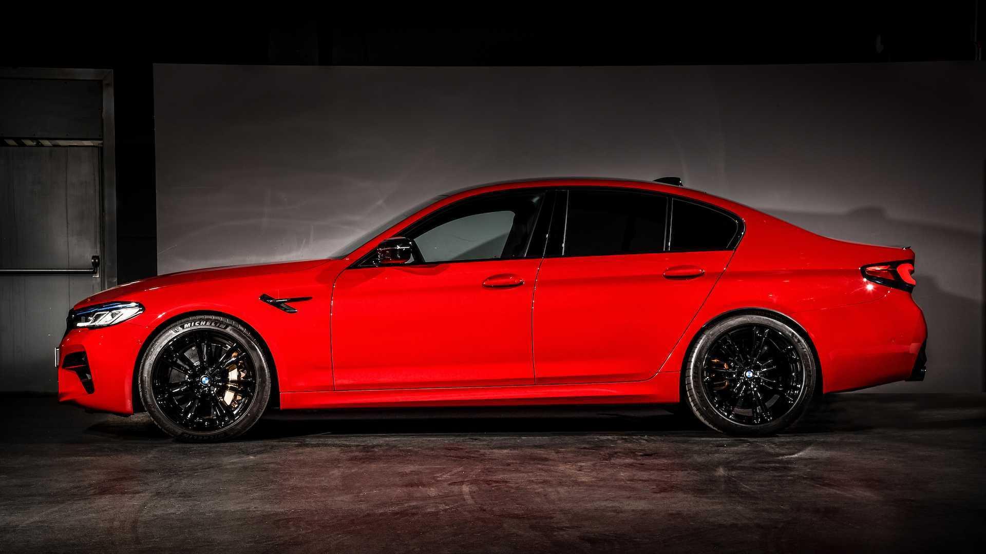 2021 BMW M5 And M5 Competition Get Bigger Kidneys, Bigger ...