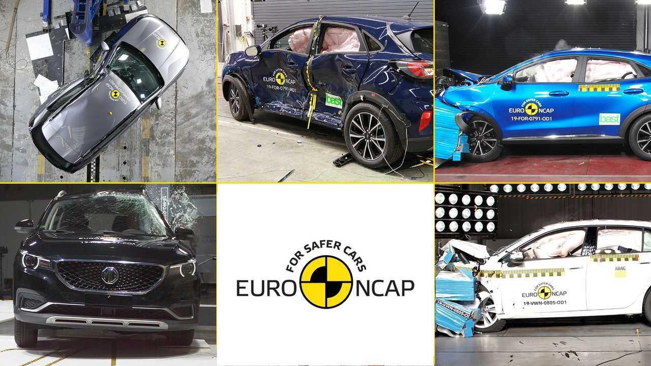 Euro NCAP kapağı