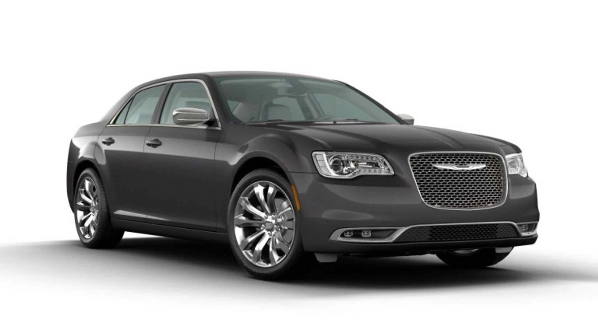 2015 - [Chrysler] 300 Restylée 2020-chrysler-300-touring-l-chrome-appearance-package