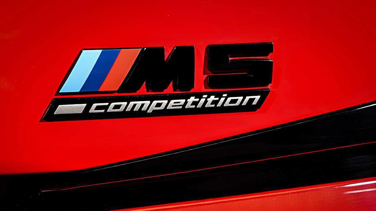 BMW M5 LCI (2020)