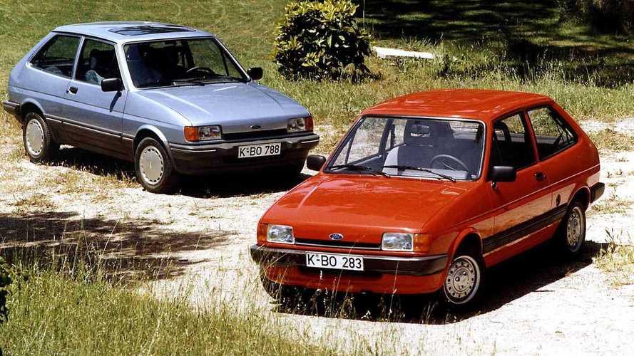 Ford Fiesta (1983-1989): Kennen Sie den noch?