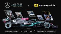 Mercedes-Benz Motorsport lanciert eigenen Kanal auf Motorsport.tv