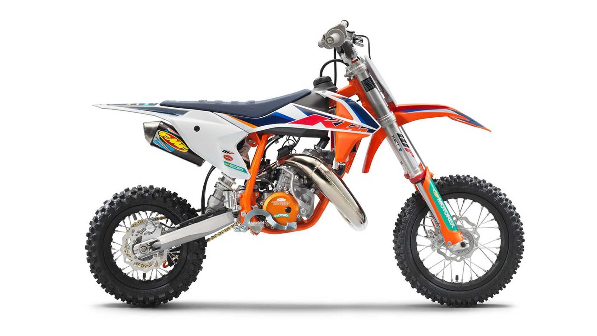KTM Announces 2021 50 SX Factory Edition For Budding Racers