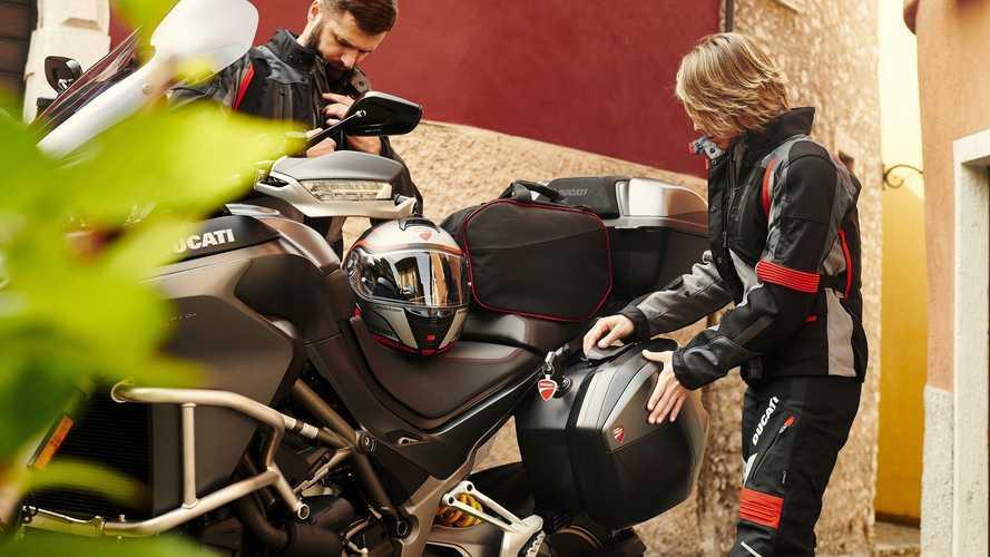 Ducati Performance, una linea accessori dedicata al mototurismo