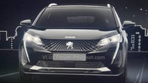 peugeot 3008 restyle photo image