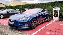 Essai Tesla Model S Grande Autonomie