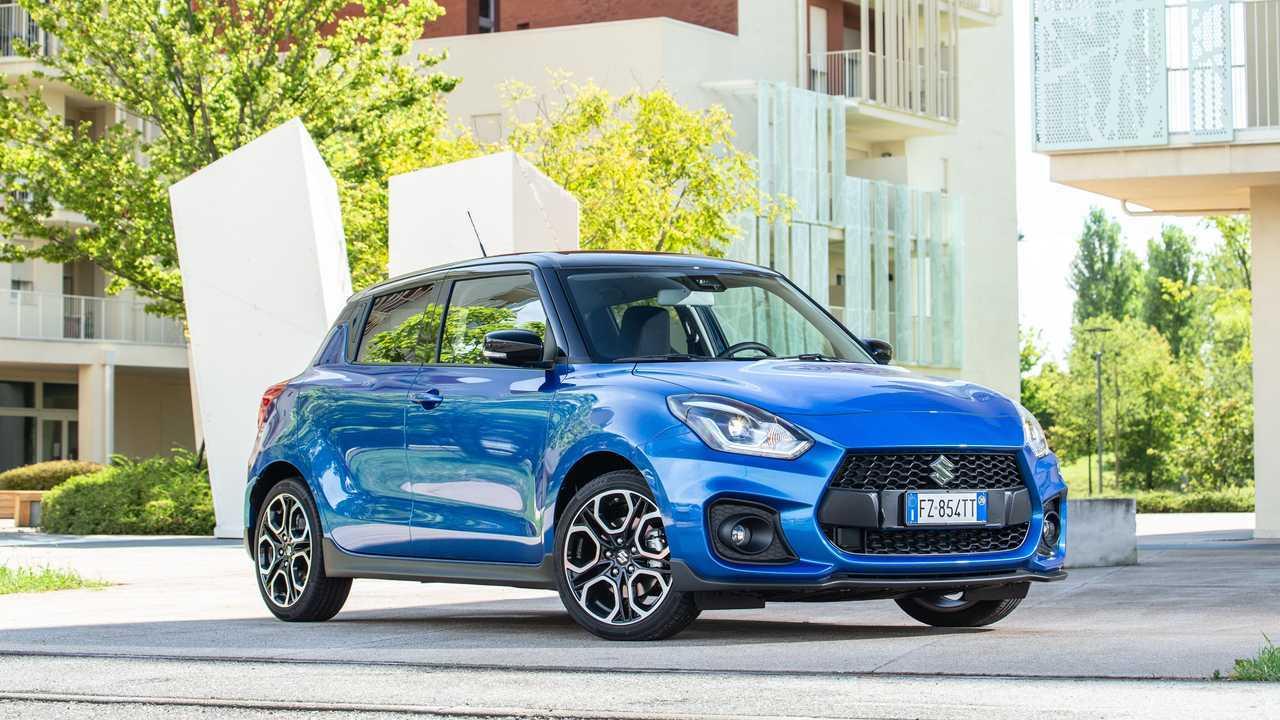 Suzuki Swift Sport Hybrid 2020, la prova su strada