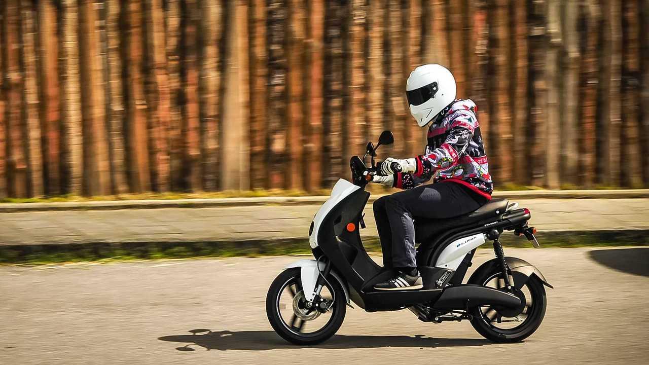 Der Peugeot e-Ludix im Test