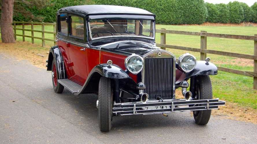 This 1931 Lancia Dilambda is rarely mentioned by history
