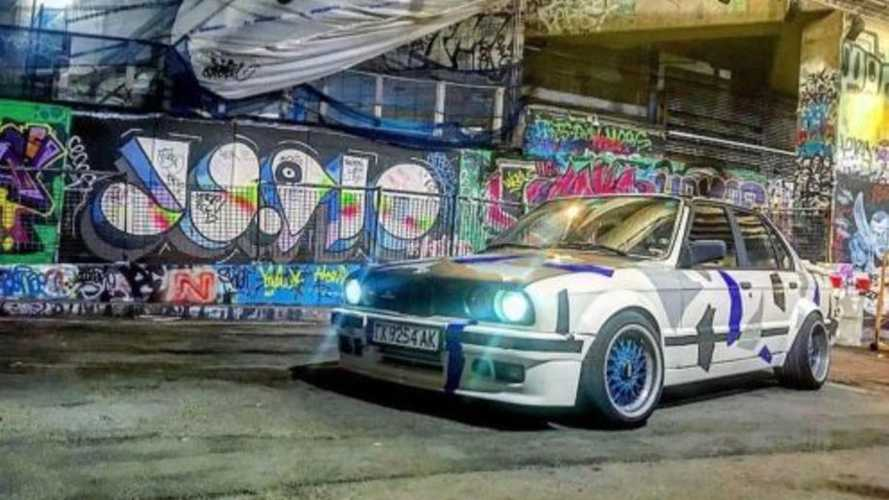 Modified BMW E30 is hiding a diesel secret