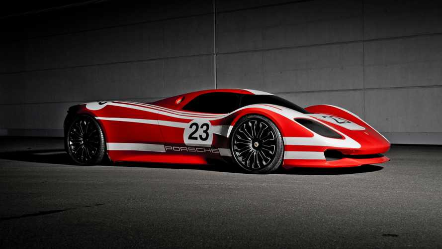 Porsche 917 Living Legend concept