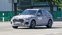 Audi Q5 Sportback Spy Photos