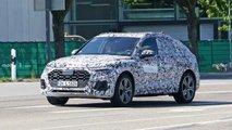 Audi Q5 Sportback - Foto Spia