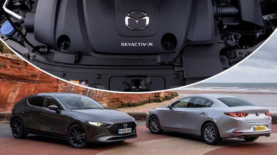 SLIDESHOW | Mazda'nın SkyActiv-X Motoru Nasıl Çalışır?