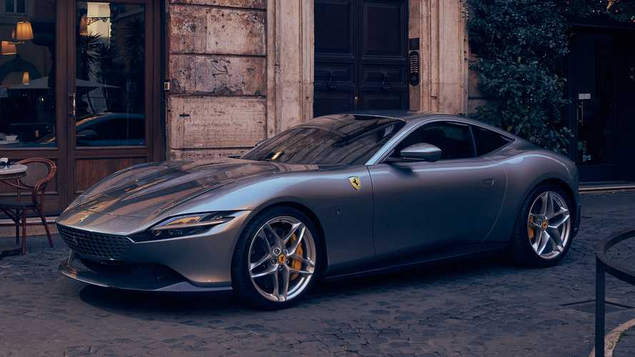 Ferrari rules out hybrid versions of Portofino, Roma