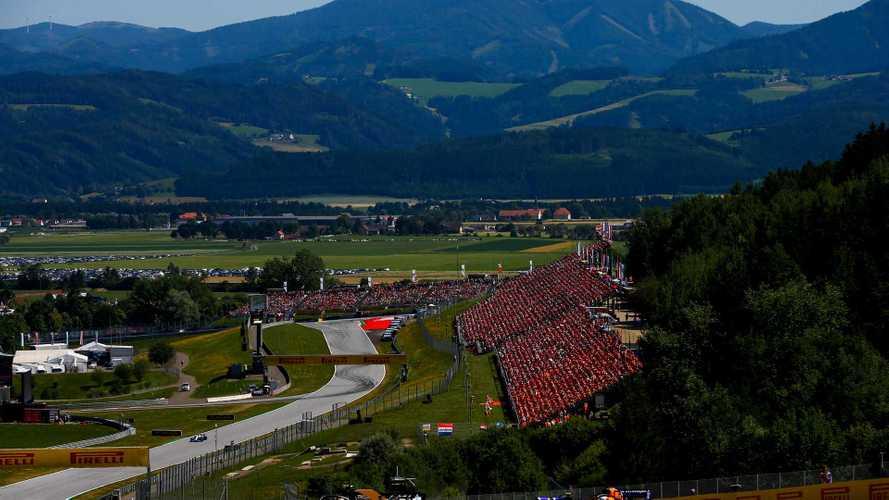 F1 outlines 'biosphere' plan to get season underway