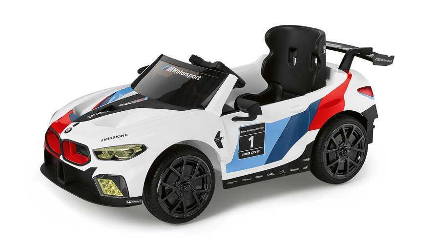 BMW y MINI muestran sus coches para los más pequeños de la casa