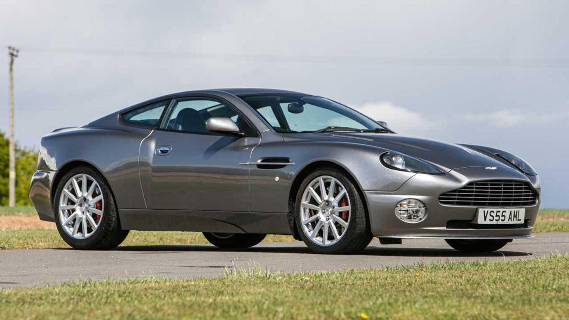 2005 Aston Martin Vanquish S Motor1 Com Photos