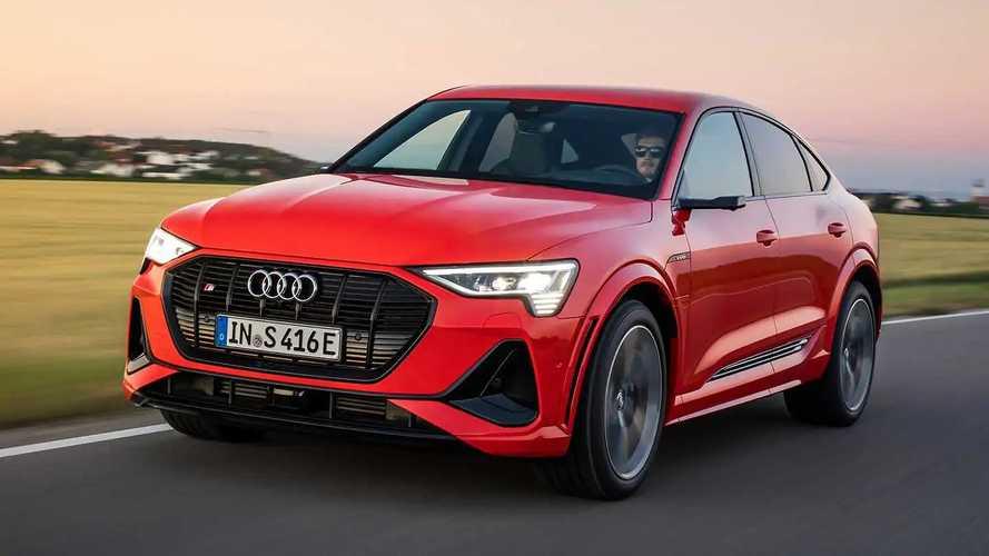 Audi e-tron S Sportback, la prova