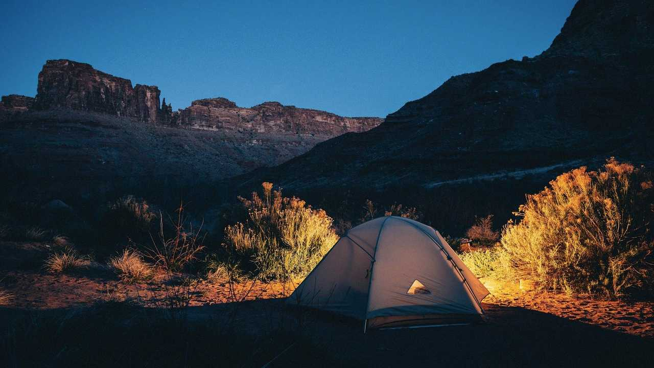 10 Motorcycle Camping Essential