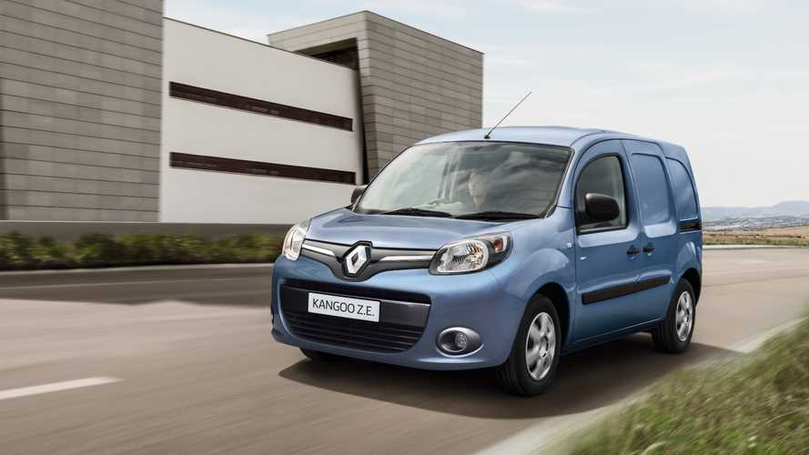 2020 Renault Kangoo ZE Business+