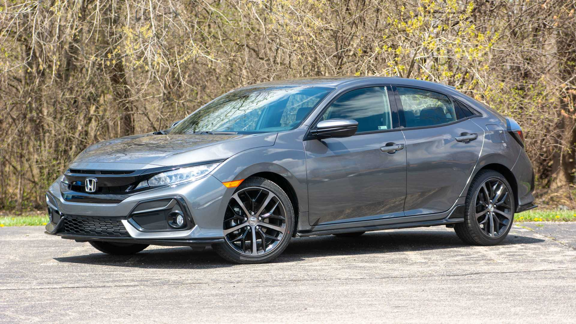 2020 Honda Civic Hatchback Sport Touring Review Happy Hatch