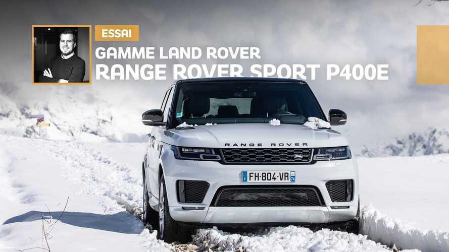 Essai gamme Land Rover - Range Rover Sport P400e (2/3)