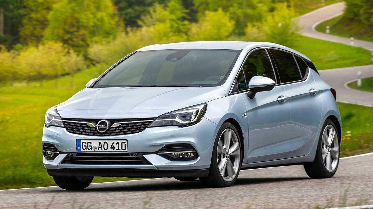 Opel Astra 1.5 Diesel 105 PS: 90 g