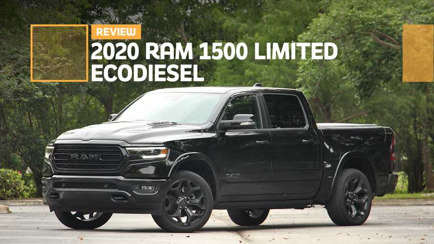 2020 Ram 1500 Limited EcoDiesel Review: Seventy. Five. Grand.