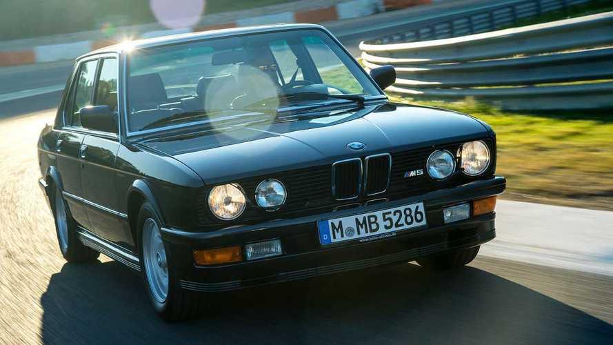 Historia del BMW M5