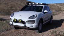 E-Motion Engineering Porsche Cayenne Diesel Overlander