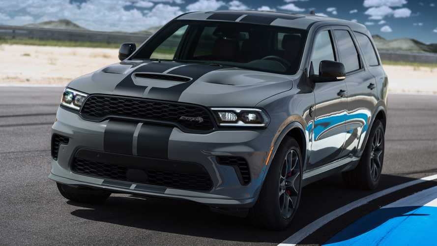 Dodge Durango SRT Hellcat, è lui il SUV più potente al mondo