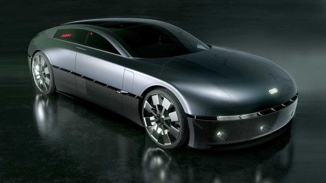 Audi GT rendering by Jordan Gendler
