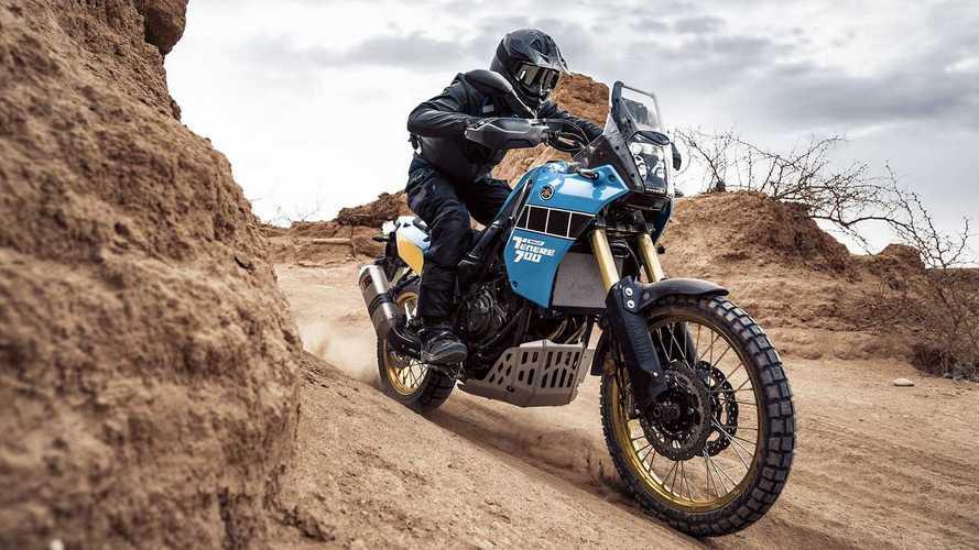 Yamaha Ténéré 700 Rally Edition, ode al Dakar Spirit