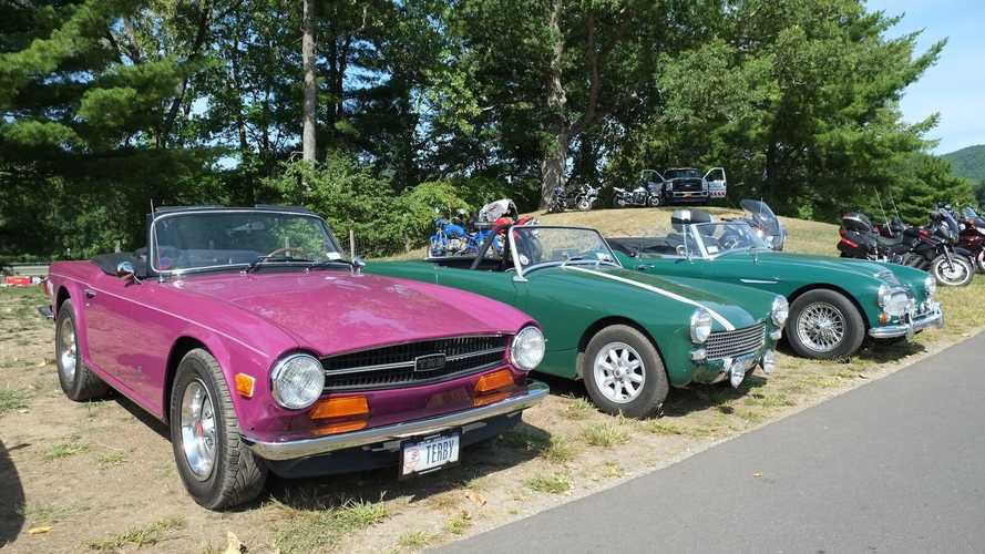 Rule Britannia Concours announced for Monterey