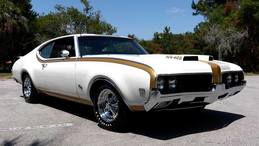 Enter To Win The First 1969 Hurst/Olds Ever Produced!