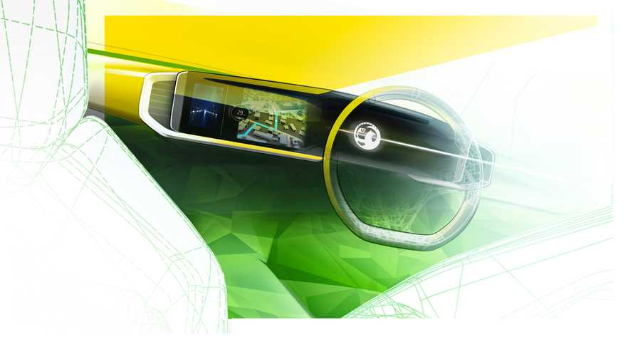 Vauxhall teases Mokka Pure Panel digital display