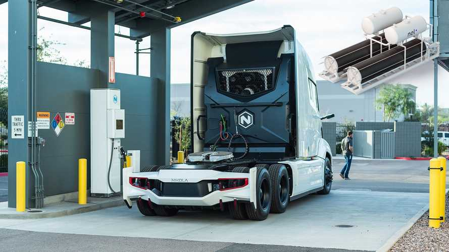 Nikola Buys Alkaline Electrolyzers To Generate 40 Tons Of Hydrogen Daily