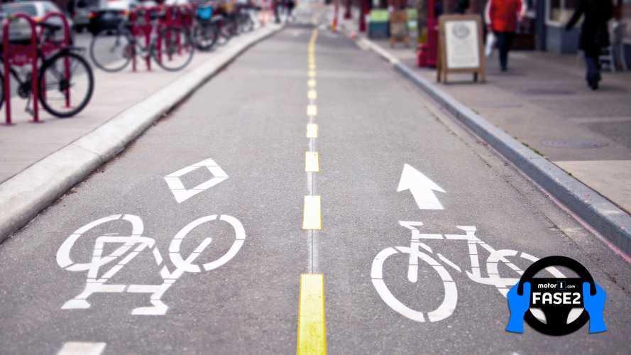 La Fase 2 a Milano e Roma nel segno delle piste ciclabili