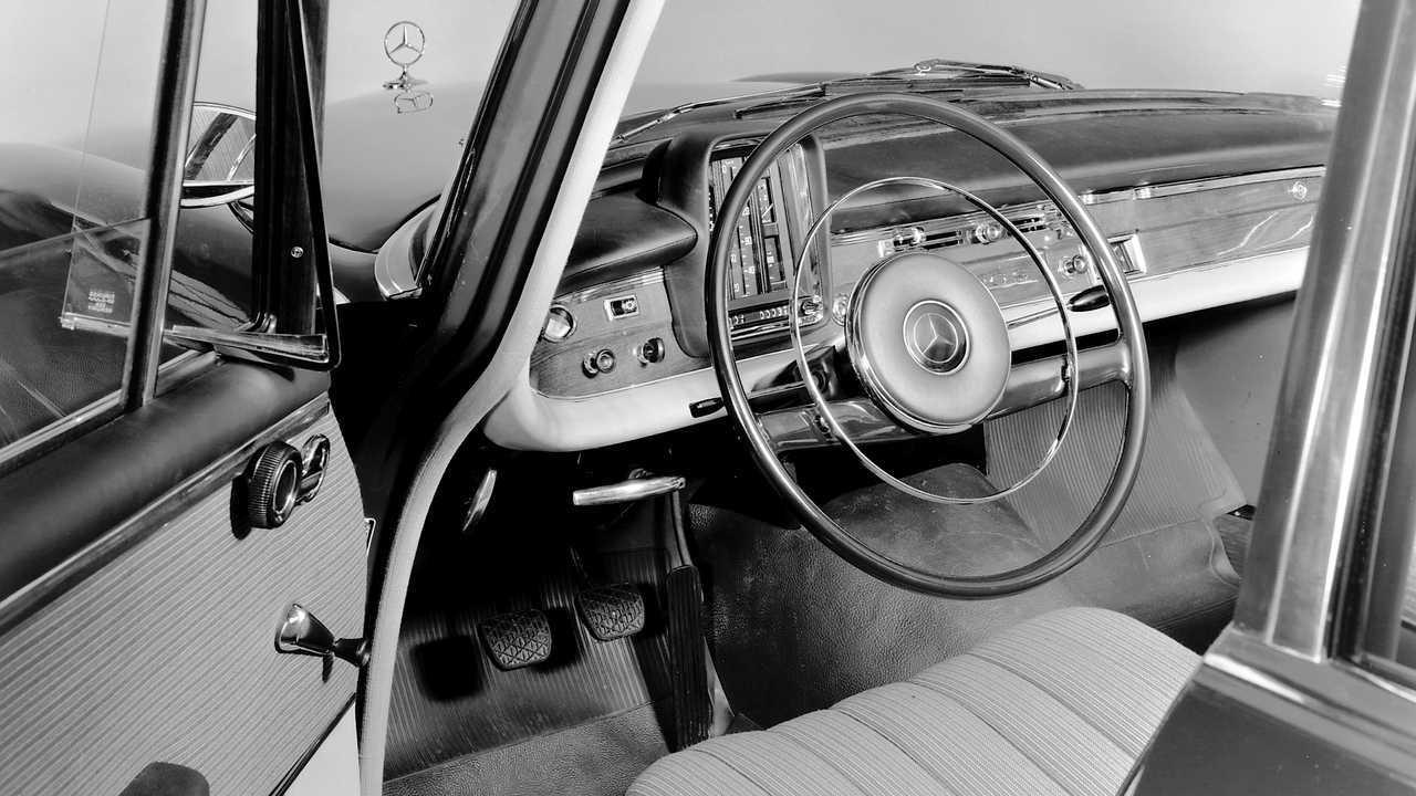 Mercedes-Benz 220 Sb W111 (1959)