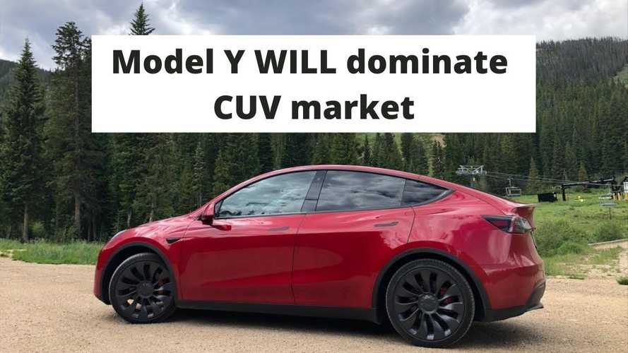 Why Tesla Model Y Is Poised To Dominate The CUV Market
