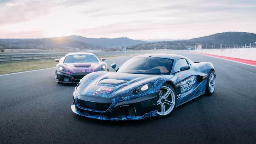 Производитель самых быстрых электрокаров в мире купит Bugatti