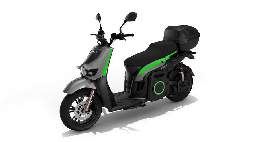 Lo scooter elettrico Silence S02 Low Speed arriva in Europa