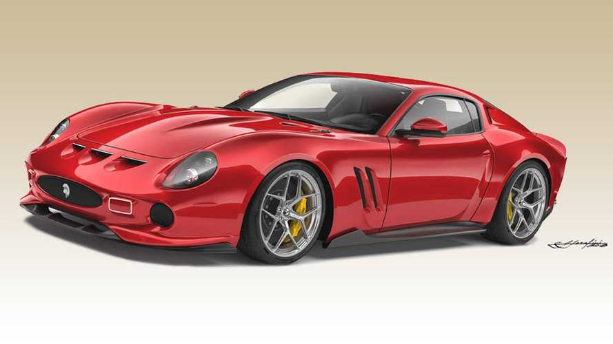 Ares Design 250 GTO is a homage to the legend