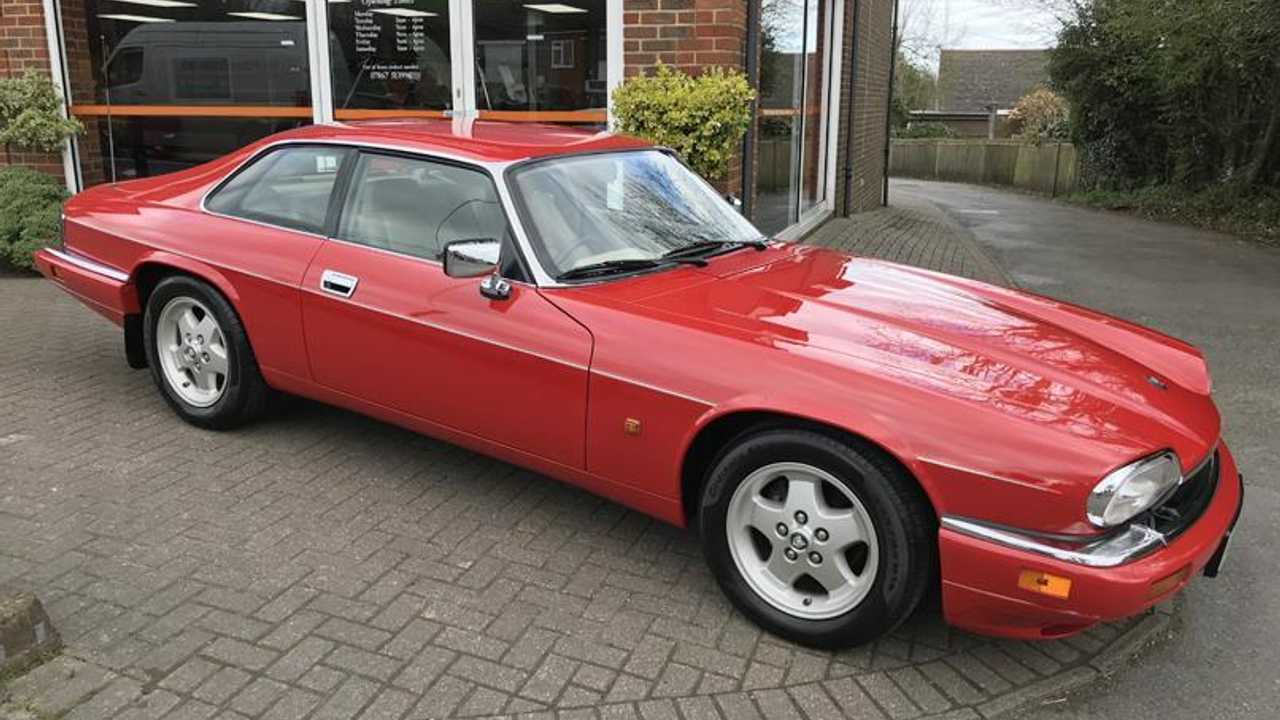 Classics for sale: The unloved Jaguar now storming values