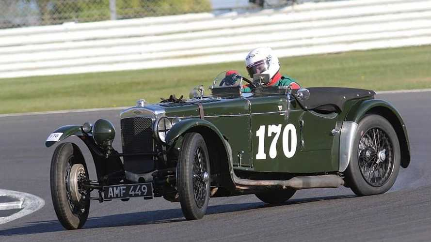 Vintage Sports Car Club pushing to attract younger drivers