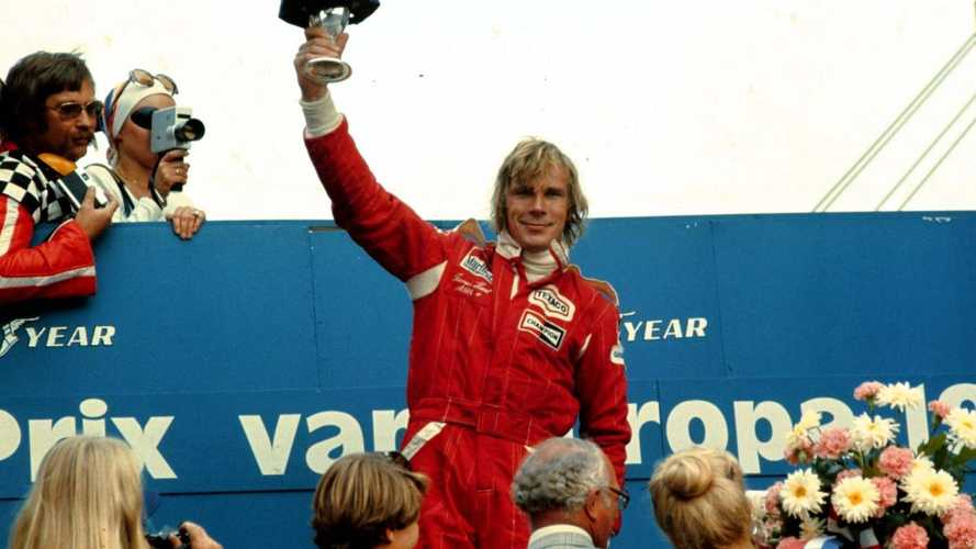 James Hunt's top 10 drives
